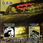 G.B.H. No Need To Panic / Oh No It's G.B.H. Again / Wot A Bargin' album cover