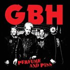 G.B.H. Perfume And Piss album cover