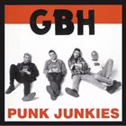 G.B.H. Punk Junkies album cover