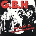 G.B.H. Race Against Time - The Complete Clay Recordings album cover