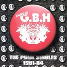 G.B.H. The Punk Singles 1981-84 album cover