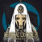 GENERAL GRIEVOUS Oppression album cover