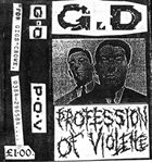 GENITAL DEFORMITIES Profession Of Violence album cover