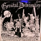 GENITAL DEFORMITIES Shag Nasty! Oi! album cover