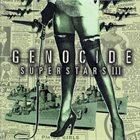 GENOCIDE SUPERSTARS Superstar Destroyer album cover