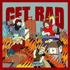 GET RAD Get Rad / Protestant album cover