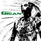 GIGAN Footsteps of Gigan album cover