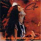 GILLAN Live at the BBC 79 / 80 album cover