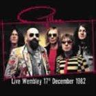GILLAN Live Wembley 17th December 1982 album cover