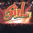 GIRL LIVE AT THE EXPOSITION HALL OSAKA album cover