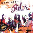 GIRL MY NUMBER: ANTHOLOGY CD album cover