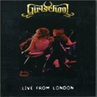 GIRLSCHOOL Live From London album cover