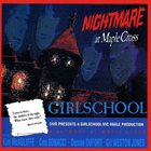 GIRLSCHOOL Nightmare at Maple Cross album cover