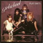 GIRLSCHOOL Play Dirty album cover