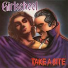 GIRLSCHOOL Take a Bite album cover