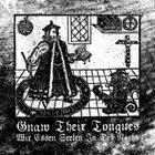 GNAW THEIR TONGUES Wir essen Seelen in der Nacht album cover