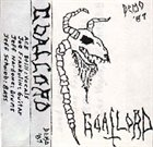 GOATLORD Demo '87 album cover