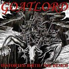 GOATLORD Distorted Birth: The Demos album cover