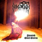 GOATMOON Finnish Steel Storm album cover