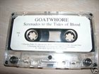 GOATWHORE Serenades To The Tides Of Blood album cover