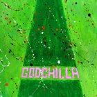 GODCHILLA Cosmatos album cover