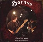 GORGON Out of the Best (Heavy Metal Superstars) album cover