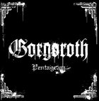 GORGOROTH Pentagram album cover
