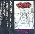 GORGUTS ...And Then Comes Lividity album cover