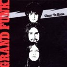 GRAND FUNK RAILROAD Closer to Home Album Cover