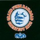 GRAND FUNK RAILROAD Greatest Hits album cover
