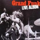 GRAND FUNK RAILROAD Live Album album cover