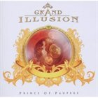 GRAND ILLUSION Prince of Paupers album cover