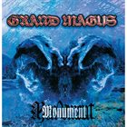 GRAND MAGUS Monument album cover