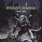 GRAND MAGUS — Wolf God album cover