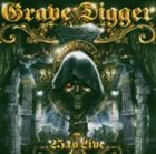 GRAVE DIGGER 25 to Live album cover