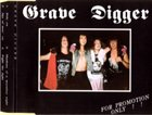 GRAVE DIGGER For Promotion Only!! album cover