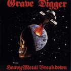 GRAVE DIGGER Heavy Metal Breakdown album cover