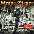 GRAVE DIGGER Masterpieces album cover