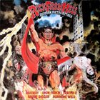 GRAVE DIGGER Rock from Hell - German Metal Attack album cover