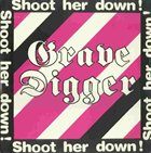 GRAVE DIGGER Shoot Her Down album cover