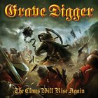 GRAVE DIGGER The Clans Will Rise Again album cover