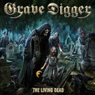 GRAVE DIGGER — The Living Dead album cover