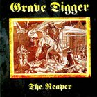 GRAVE DIGGER The Reaper album cover