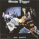 GRAVE DIGGER War Games album cover