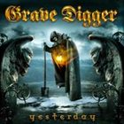 GRAVE DIGGER Yesterday album cover