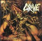 GRAVE Dominion VIII album cover