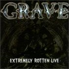 GRAVE Extremely Rotten Live album cover
