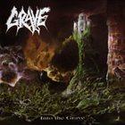 GRAVE Into the Grave album cover