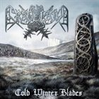 GRAVELAND Cold Winter Blades album cover