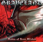 GRAVELAND Dawn of Iron Blades album cover